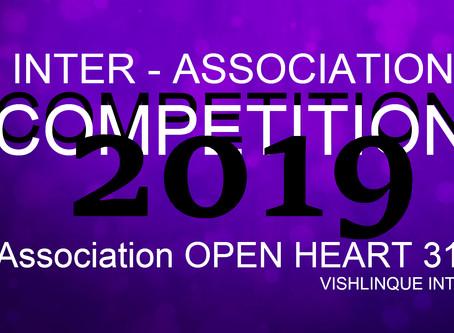 INTER-ASSO Compétition