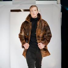 Dølafejakke på Oslo Fashion Week