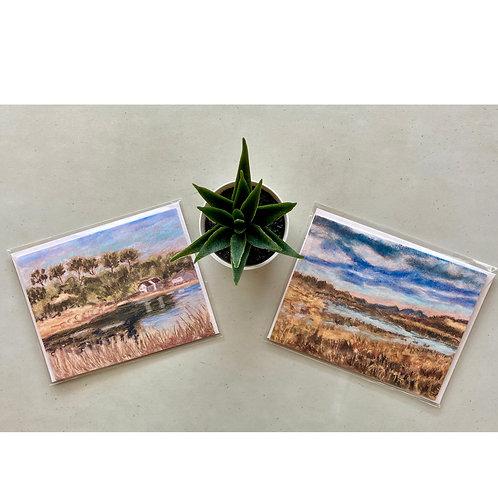 San Dieguito River Park Notecards