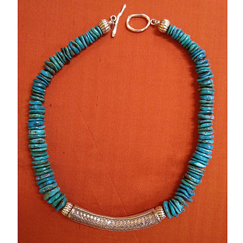 Fine Thai Silver Pendant