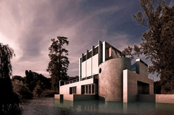 Max's House in a Small Lake ©