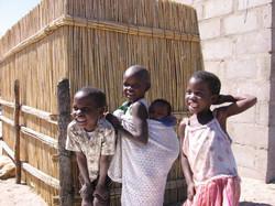 Children at Etsa Village