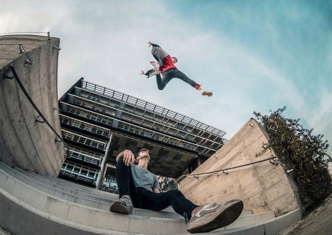 JUMP & FLY