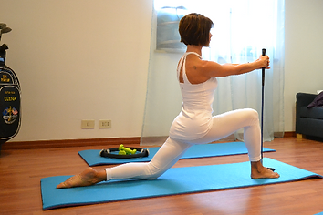 elena Ripamonti New York Pilates studio Roma