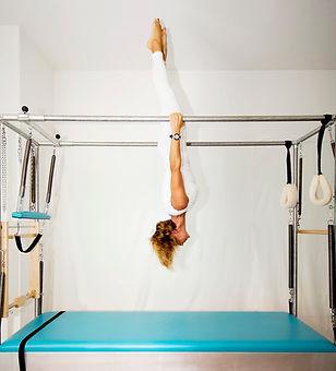 elena ripamonti New York Pilates studio roma