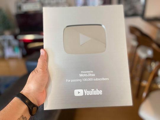 YouTube Award 100000 subscribers | MotoJitsu.jpg