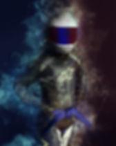 Blue belt   Riding at low speed   MotoJitsu