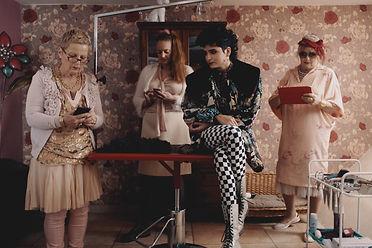 The Clown Official Video - Rasha Nahas.j