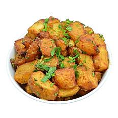 Patates à l'ail