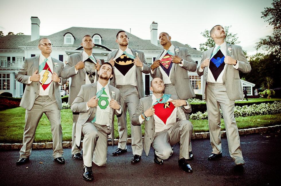 Abella Studios Super-Heroes Who Help Clients