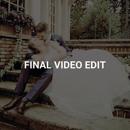 Final Video Edit - Duplication