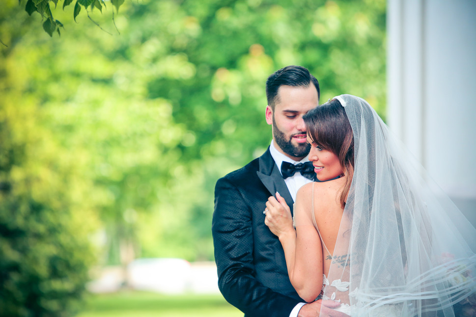 #NJwedding photo at The Palace in Somerset, NJ by Abella Studios