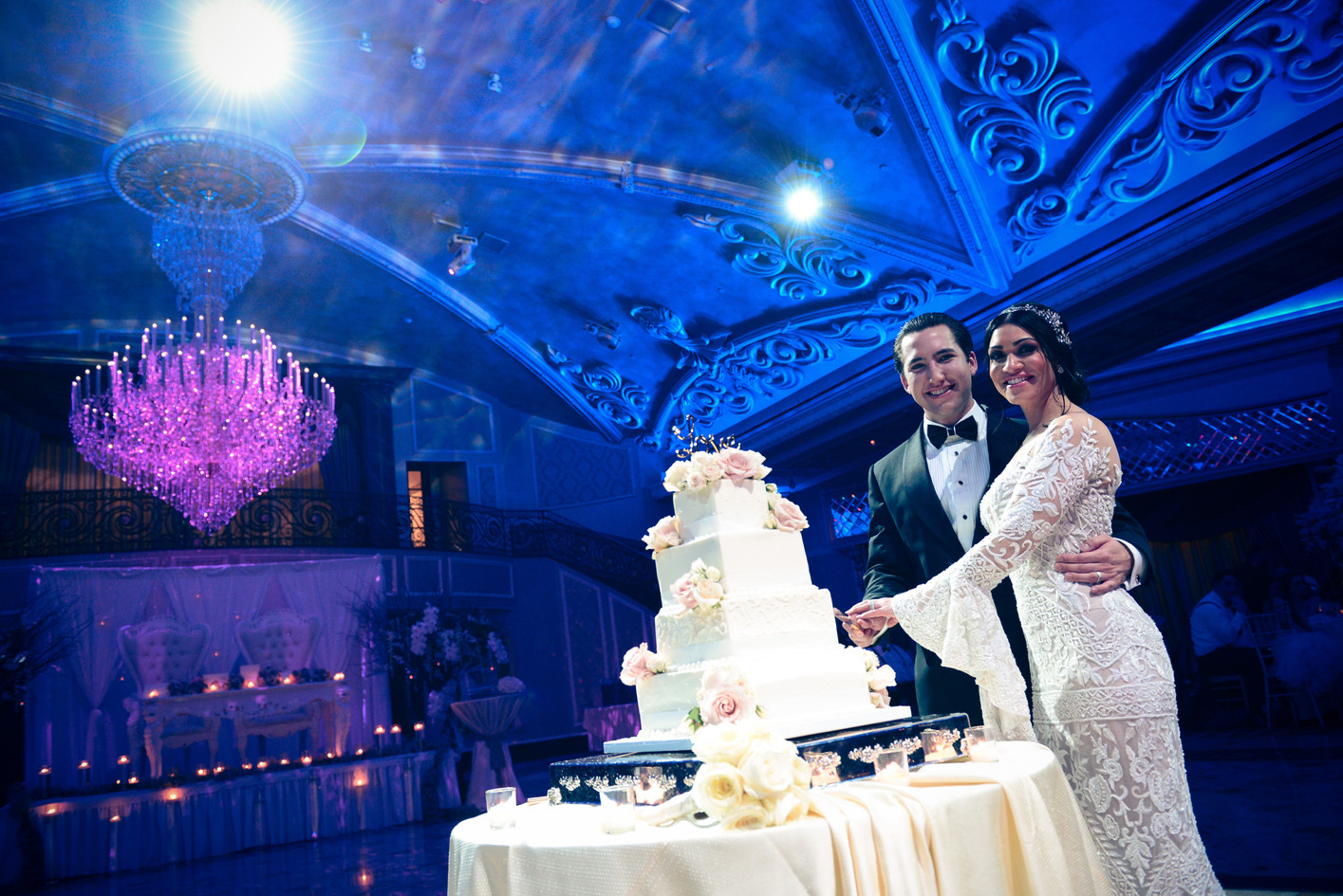 #NJwedding photo at The Venetian in Garfield, NJ by Abella Studios