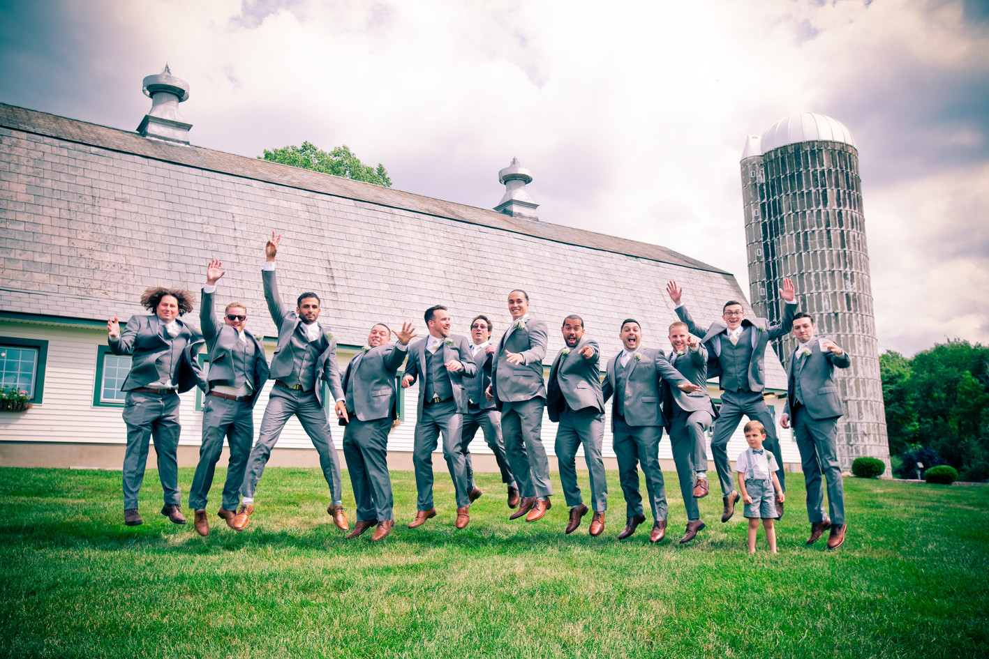 #NJwedding photo by Abella Studios