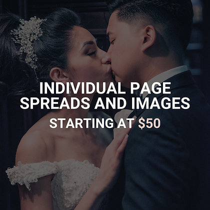 Page Spreads & Images