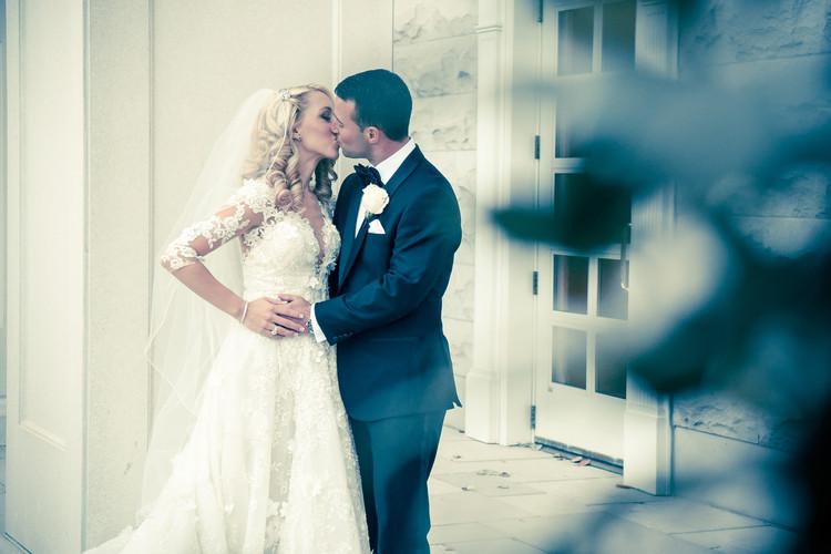 Brittany + David