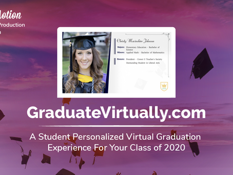 How to Hold a Virtual Graduation Ceremony (2020-2021 Guide)