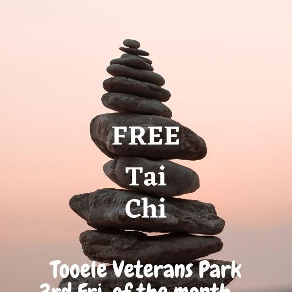 FREE Tai Chi At Veterans Park - 3rd Friday - April through September 2021