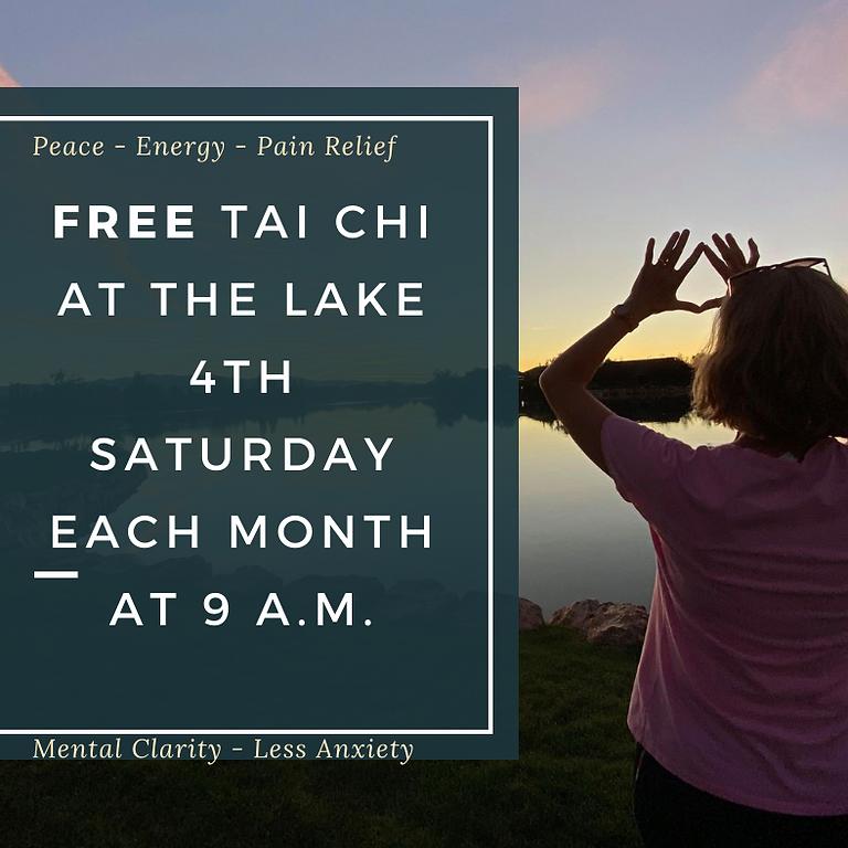 FREE Tai Chi At Stansbury Lake - 4th Saturday - April through Sept. 2021