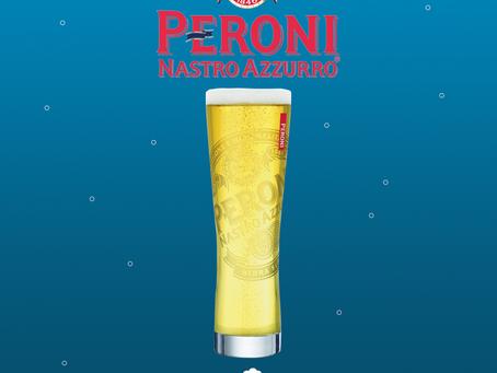 Peroni la nouvelle bière du moment du MOS pub
