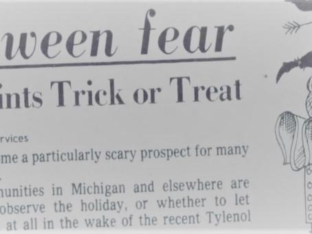Journal 1 - Halloween