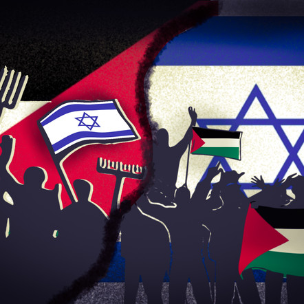 The History of Israel and Palestine