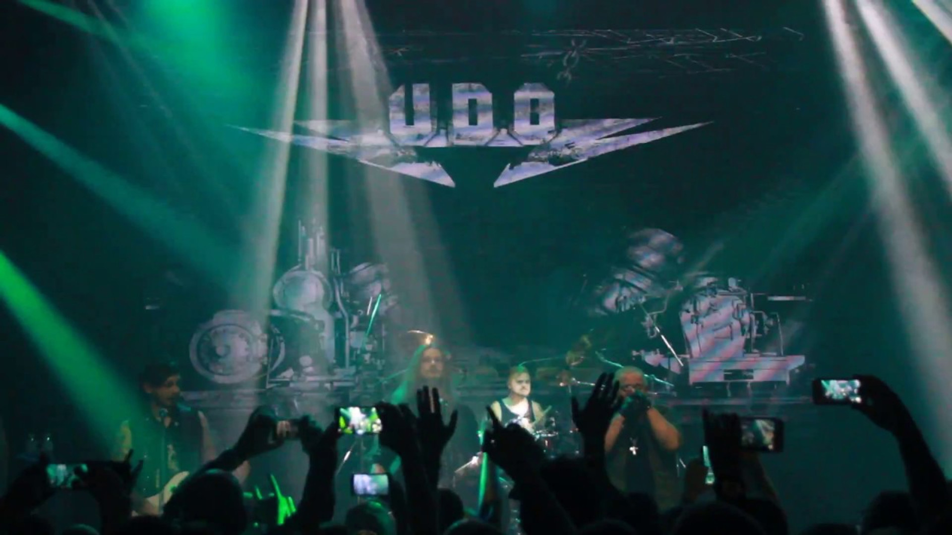 "U.D.O. ""Cry Soldier Cry"""