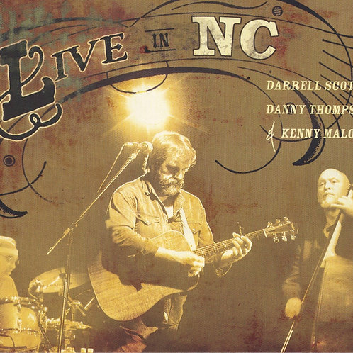 Live in NC - CD