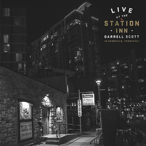 Live at the Station Inn CD