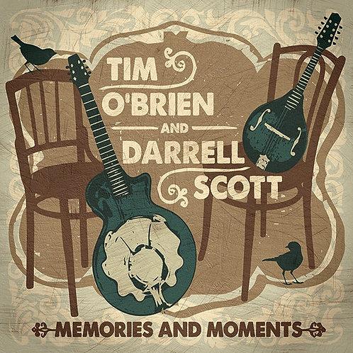 Memories and Moments CD - Tim O'Brien & Darrell Scott