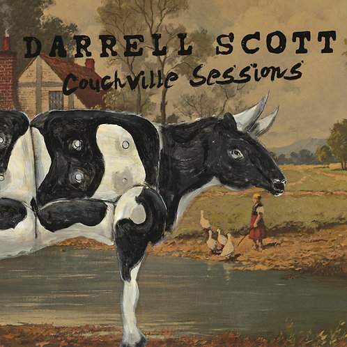 Couchville Sessions CD