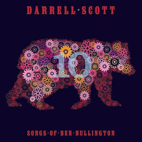TEN (Songs of Ben Bullington) CD