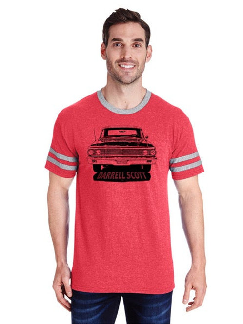 Galaxy Ford Ringer T-Shirt