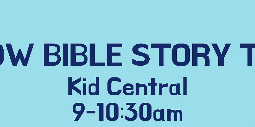 GLOW Bible Story Time!