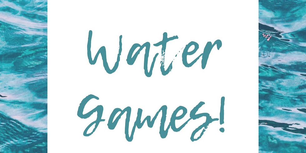 GLOW Water Games