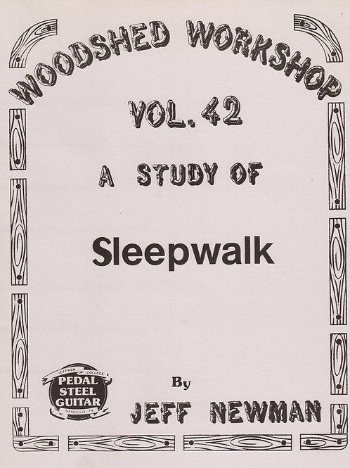 Woodshed Workshop #42: Sleepwalk
