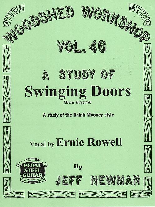 Woodshed Workshop #46: Swinging Doors