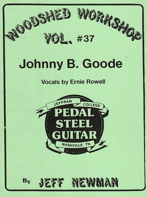 Woodshed Workshop #37: Johnny B. Goode