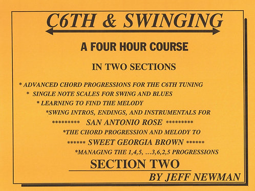 C6th & Swinging Part Two