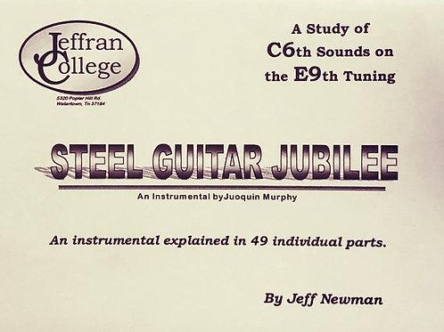 Steel Guitar Jubilee