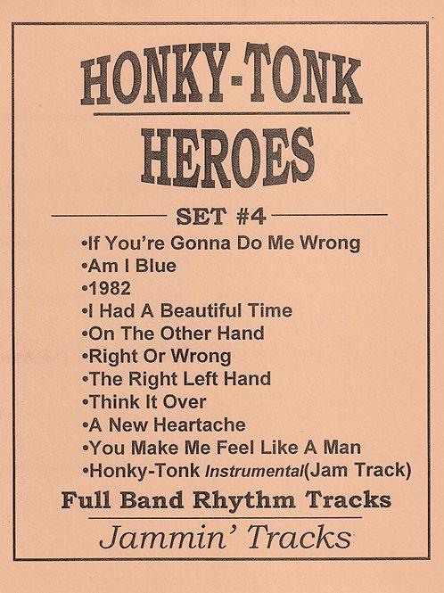 Honky Tonk Heroes Set #4