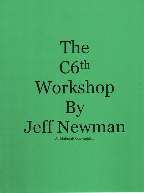 The C6th Workshop