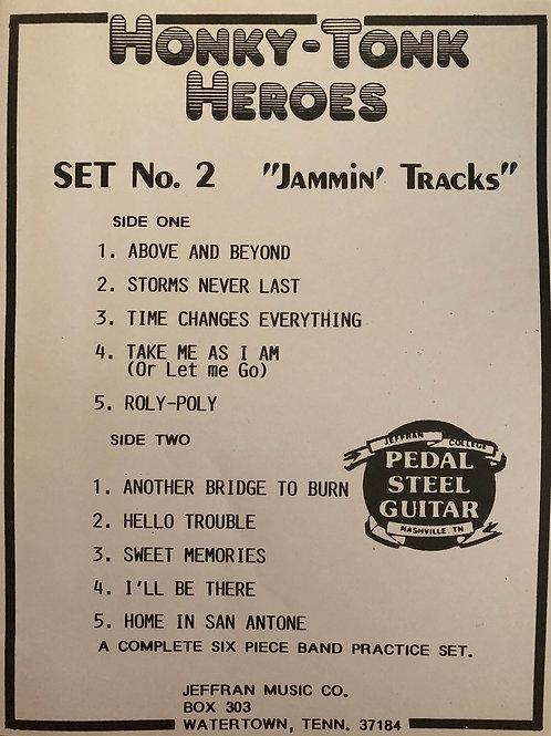Honky Tonk Heroes Set #2