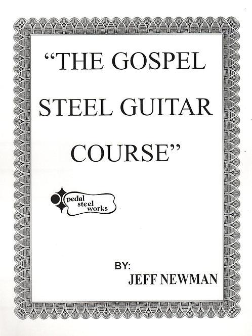 The Gospel Steel Guitar Course