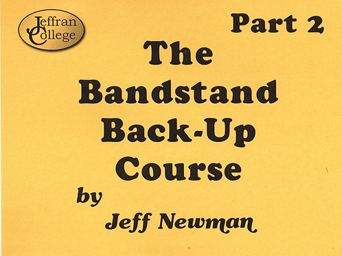 Bandstand Backup Part Two