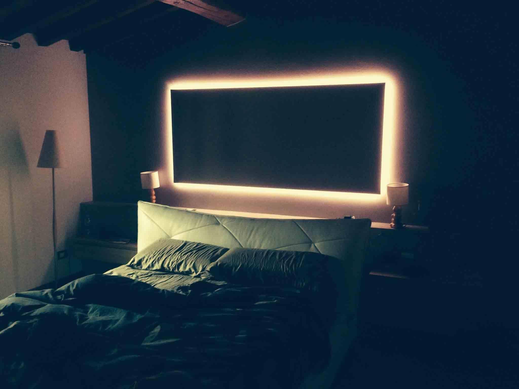 Led Camera Da Letto illuminazione interni | domotech-impianti