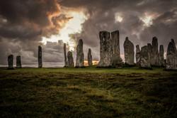 Callanish Stones, Scotland, Aug 2018