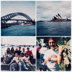 Sydney, Australia - Jan 2000