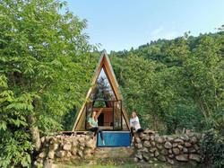 Havuzlu bungalov
