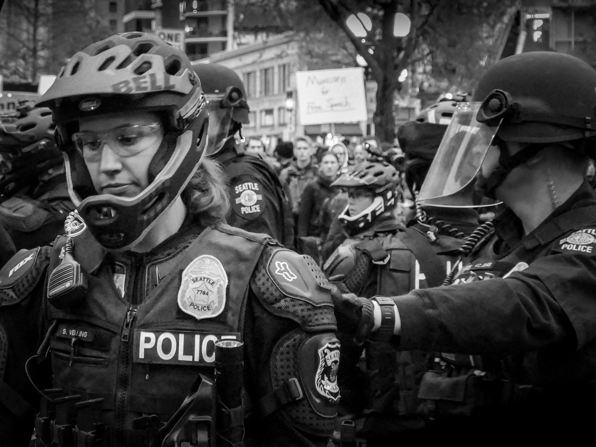 IN-PERSON: Urban Conflict Photography